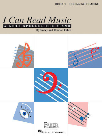 I Can Read Music - Book 1