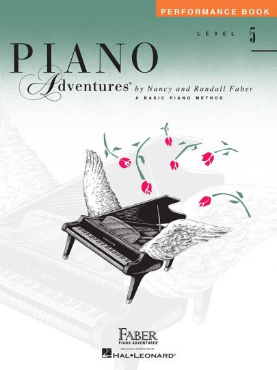 Piano Adventures 5 Performance