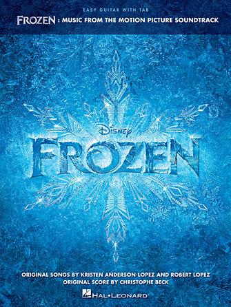 Disney's Frozen: Guitarra fácil con lengüeta