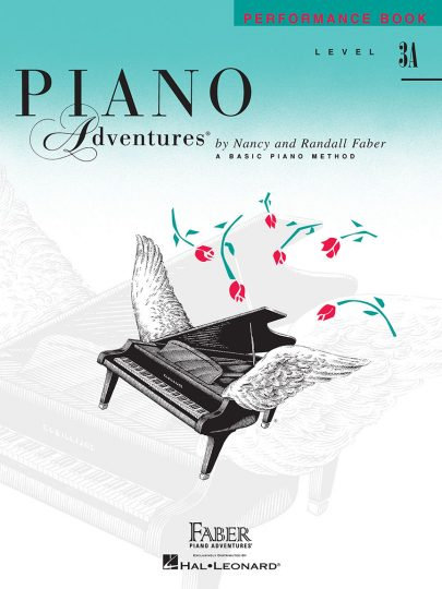 Piano Adventures 3A Performance