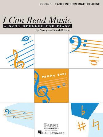 Puedo leer música - Libro 3