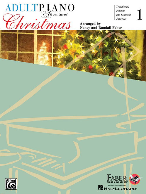 Adult at the Piano-Christmas for All Time, Book 1