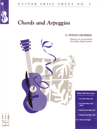 Guitar Skill Sheet 5: Chords and Arpeggios