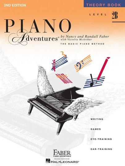 Piano Adventures 2B Teoría