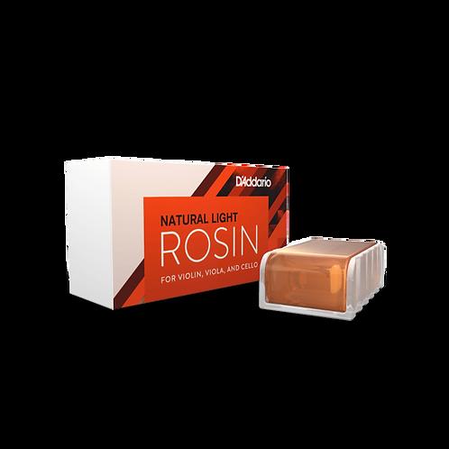 D'Addario Natural Rosin Dark VR300