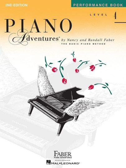 Piano Adventures 4 Performance