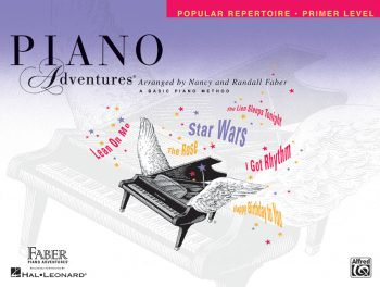 Piano Adventures Primer Popular Repertoire