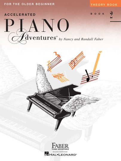 Accelerated Piano Adventures 2 Theory