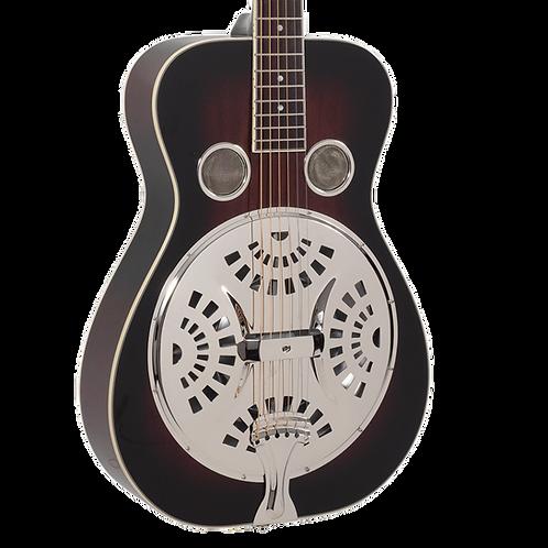 Recording King RR36VS Maxwell Roundneck Resonator Guitar