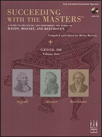Succeeding with the Masters, Classical Era, Vol 1