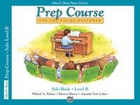 Alfred's Basic Prep Course, Solo Book, Level B