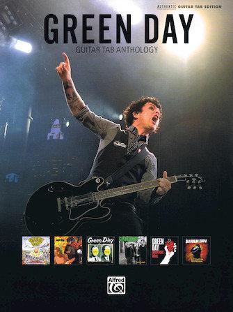 Antología de tablaturas de guitarra GREEN DAY