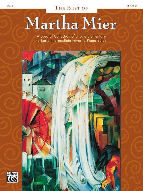 Lo mejor de Martha Mier, Libro 2