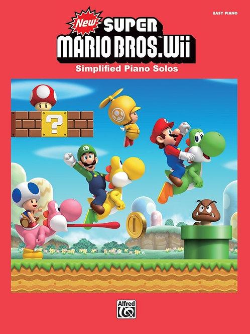 Super Mario Bros. Wii, Easy Piano