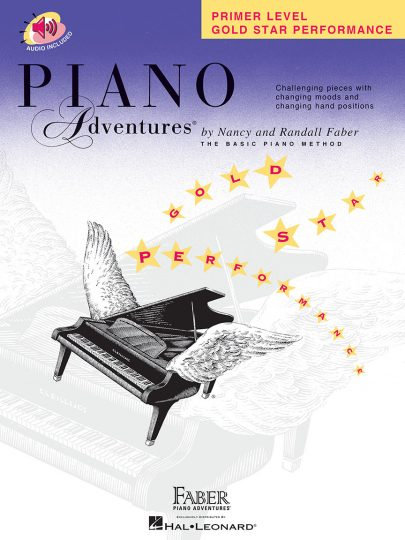 Piano Adventures Primer Gold Star Performance