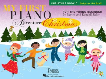 My First Piano Adventures Christmas Book C