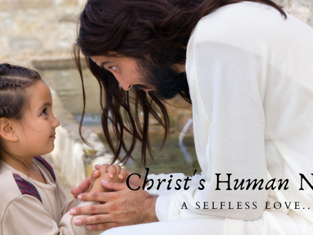 Christ's Human Nature,