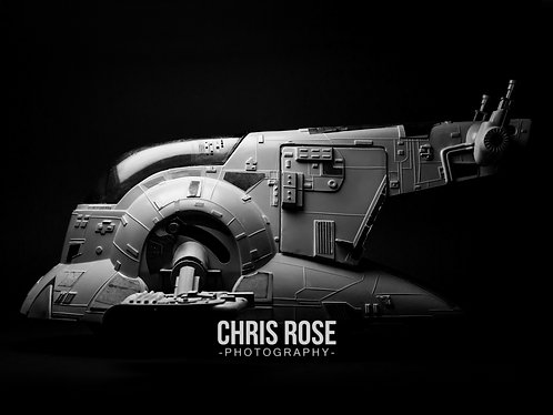 Slave 1 black and white