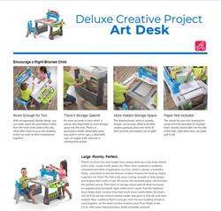 Step2 Art Desk ad