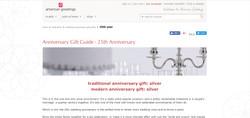 AG 25 Anniv Gift Guide