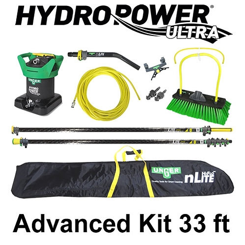 Unger HydroPower Advanced Kit