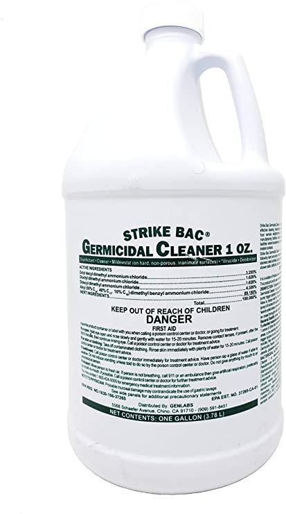 GenLabs Strike Bac Germacidal