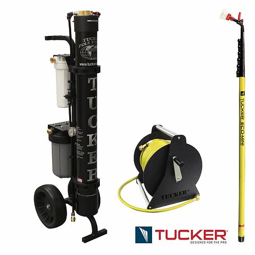 Tucker  3Stage PRO HIGH FLOW Kit w/27' Carbon Fiber Pole