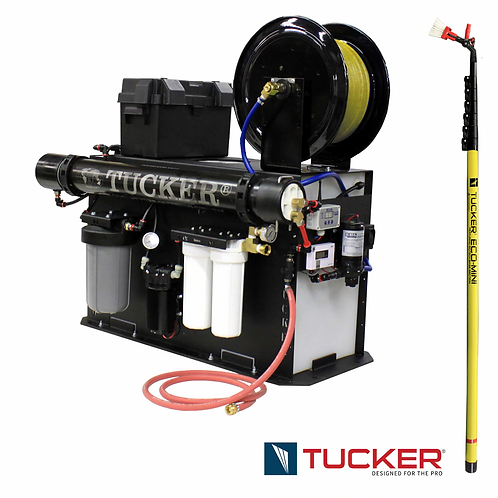 Tucker Single User Fill N Go Kit w/ 27' Carbon Fiber Pole