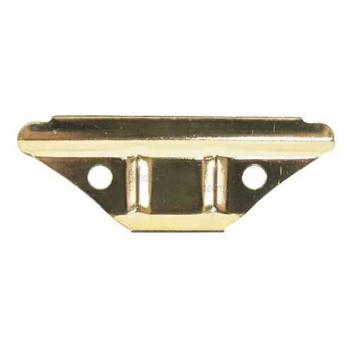 Ettore Brass Back Plate