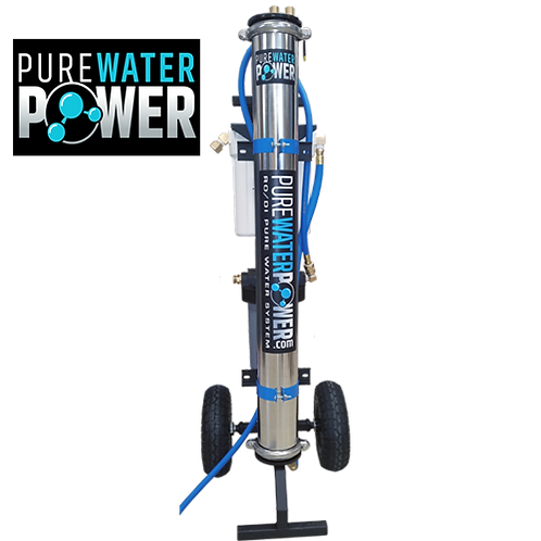 Pure Water Power 4-Stage Cart-10