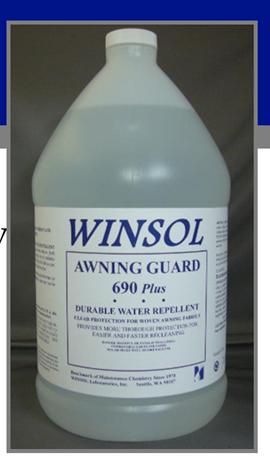 Winsol Awning Guard 690+