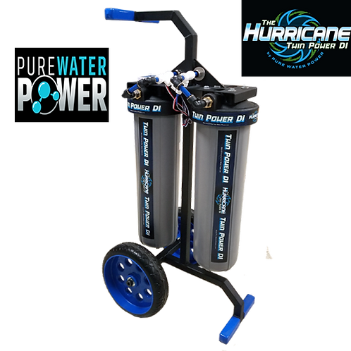 Hurricane Twin Power DI System