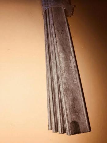 Black Diamond T Shape Squeegee Rubber