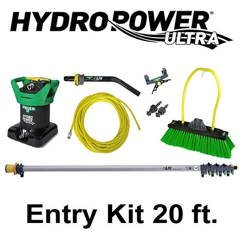 Unger HydroPower Ultra Entry Kit