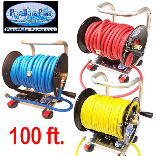 Pure Water Power Hose Reel Assembly