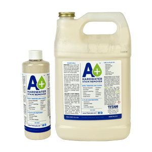 A+PLUS Hardwater Stain Remover-Pint
