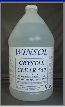 Winsol Crystal Clear 550