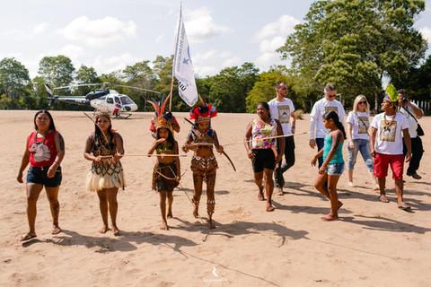 EMAR realiza operação logística do SESAI em Santarém, no Pará
