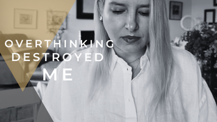 How overthinking almost destroyed me (an entrepreneur mindset struggle)