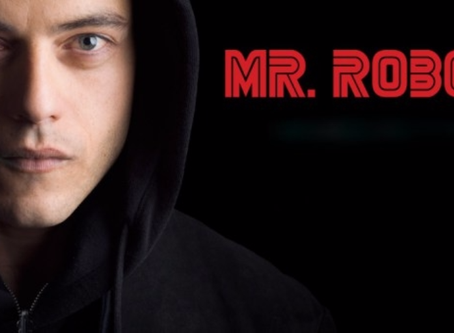 MR.ROBOTにファッションを感じる