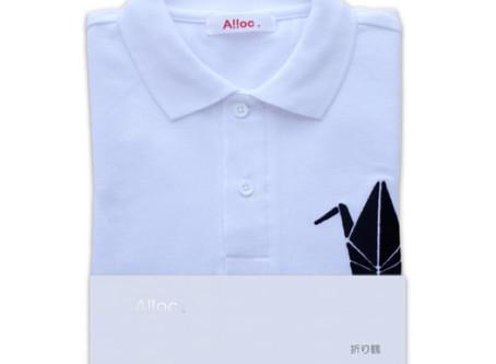 ポロシャツをデザイン