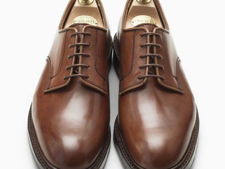 いざという時の革靴選び