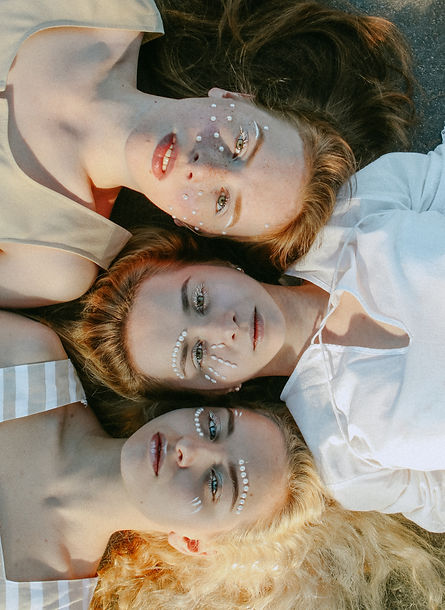 top-view-photo-of-women-with-face-art-25