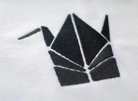 京都で施した刺繍は違う | ポロシャツ