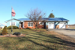 Front of Home & Garages.JPG
