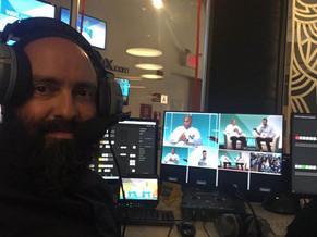 Live broadcast with Mariano Rivera