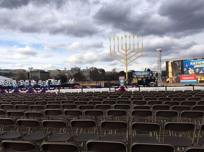 National Menorah Lighting at the White House