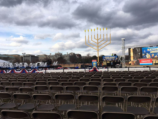 National Menorah Lighting at the White House