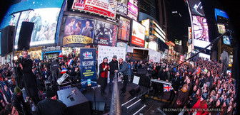 Cteen Concert and Havdalah Ceremony at Times Square - 2017