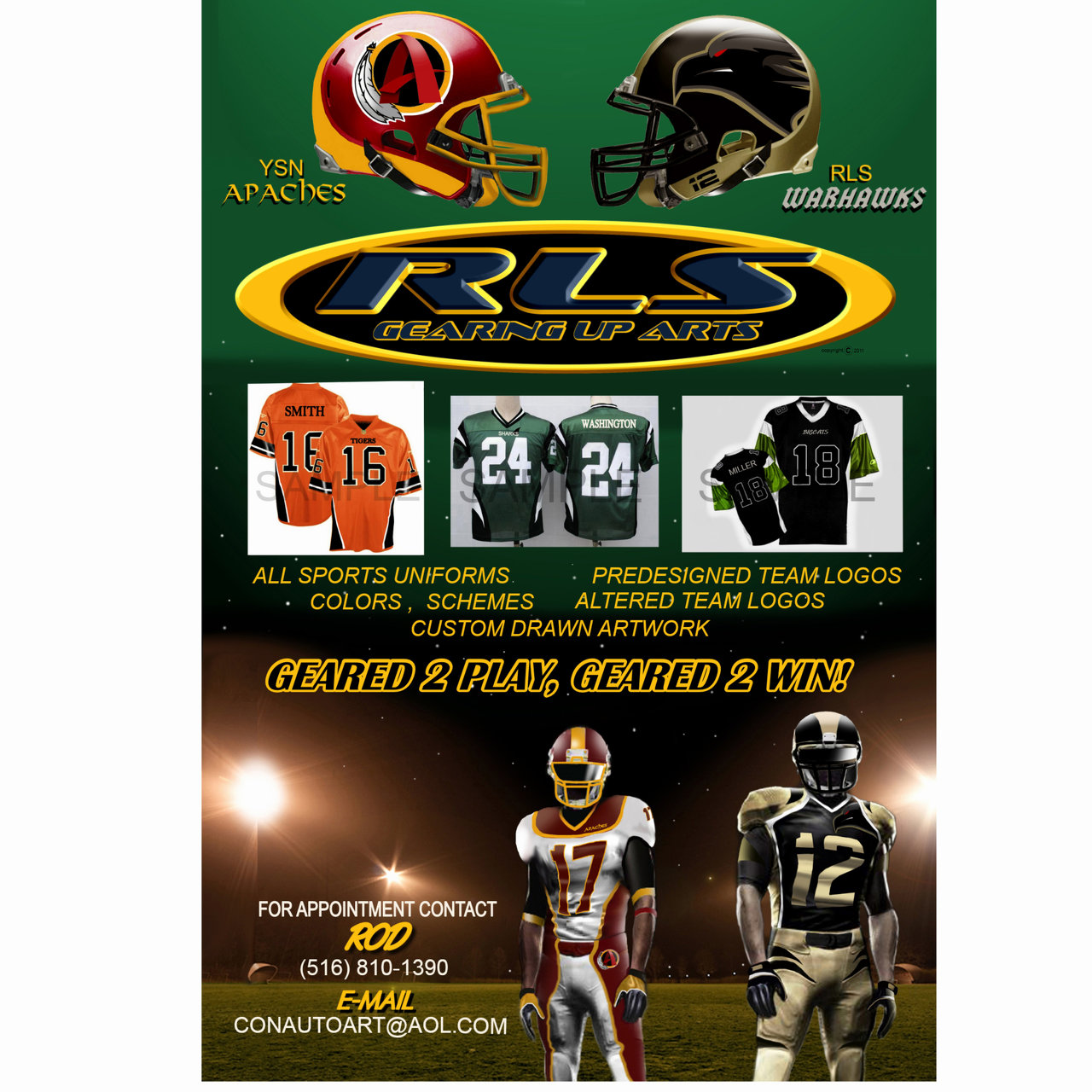 GRIDIRON NATIONAL YOUTH FOOTBALL